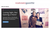Harvard Gazette